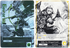 Arla, the Winged Lord // Arla, the Hegemon of the Sky - WPR001