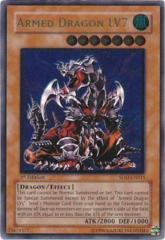 Armed Dragon LV7 - SOD-EN015 - Ultimate Rare - 1st Edition