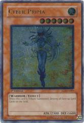 Cyber Prima - EOJ-EN007 - Ultimate Rare - Unlimited Edition