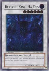 Revived King Ha Des - CSOC-EN044 - Ultimate Rare - Unlimited Edition