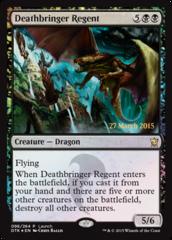 Deathbringer Regent - Dragons of Tarkir Launch Promo