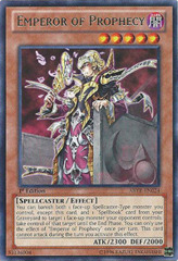 Emperor of Prophecy - ABYR-EN024 - Rare - 1st Edition