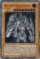 Ancient Gear Golem - TLM-EN006 - Ultimate Rare - 1st Edition