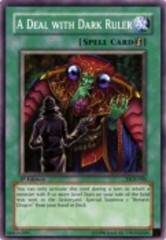 A Deal with Dark Ruler - DCR-030 - Common - 1st Edition