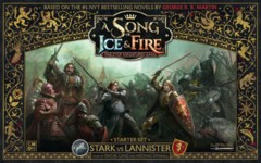 A Song of Ice and Fire - Stark Vs Lannister Starter
