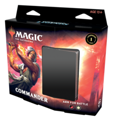 Commander Legends - Armed for Combat Deck (Trade Credit Restricted)