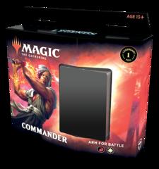 Commander Legends - Armed for Combat Deck (Trade Credit Restricted)
