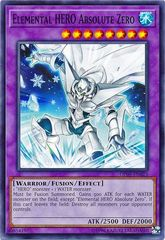 Elemental HERO Absolute Zero - OP05-EN023 - Common - Unlimited Edition