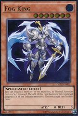 Fog King - OP02-EN001 - Ultimate Rare