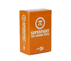 SUPERFIGHT!: The Orange Deck
