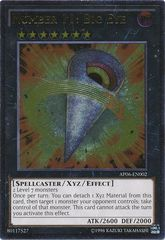 Number 11: Big Eye - AP06-EN002 - Ultimate Rare - Unlimited Edition