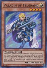 Paladin of Felgrand - OP03-EN007 - Super Rare - Unlimited Edition