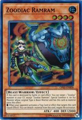 Zoodiac Ramram - OP05-EN008 - Super Rare - Unlimited Edition