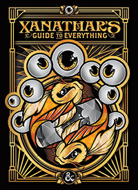 D&D Xanathars Guide to Everything (Limited Edition)