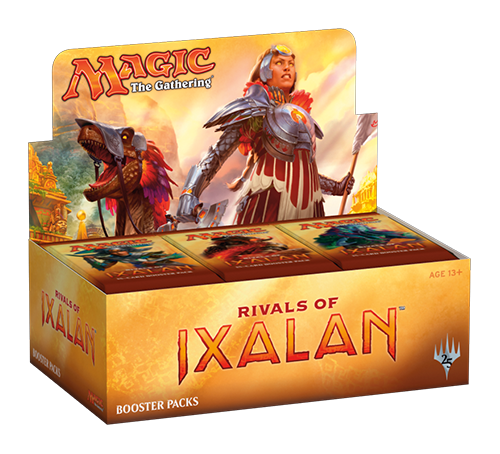 Rivals of Ixalan Booster Box - English