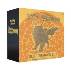 Pokemon Sun & Moon: Ultra Prism Elite Trainer Box (Dusk Mane Necrozma)
