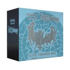 Pokemon Sun & Moon: Ultra Prism Elite Trainer Box (Dawn Wings Necrozma)