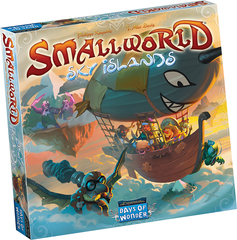 Smallworld: Sky Islands Expansion