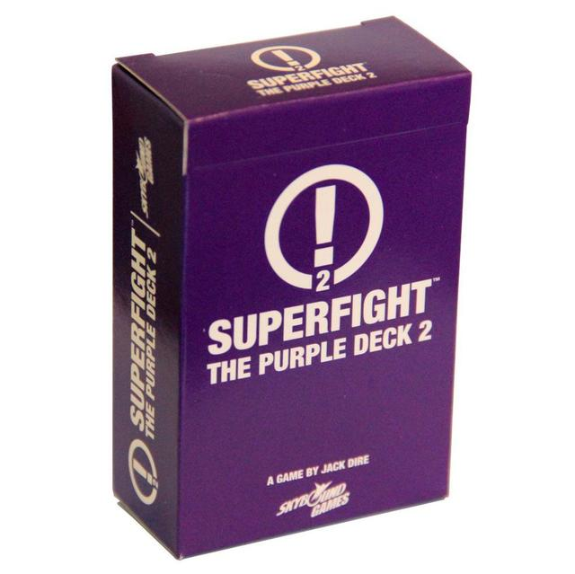 Superfight! The Purple Deck 2