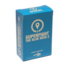 Superfight! The Blue Deck 2