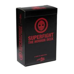 Superfight! The Horror Deck