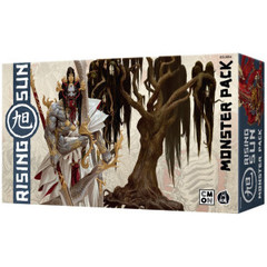 Rising Sun Monster Pack