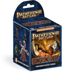 Pathfinder Battles: Dungeons Deep - Booster Pack