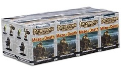 Pathfinder Battles: Maze Of Death - Booster Brick