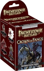 Pathfinder Battles: Crown Of Fangs - Booster Pack