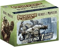 Pathfinder Battles: Heroes And Monsters - Booster Pack (Green)