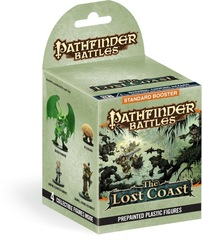 Pathfinder Battles: The Lost Coast - Booster Pack