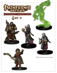 Pathfinder Battles: Iconic Heroes - Box Set 7