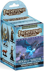 Pathfinder Battles: Reign of Winter - Booster Pack