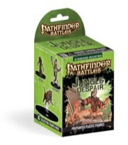 Pathfinder Battles: Jungle Of Despair - Booster Pack