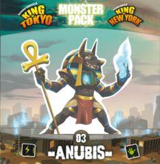 King of Tokyo - Monster Pack - Anubis