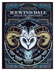 Icewind Dale: Rime of the Frostmaiden (Limited Hobby Store Cover)