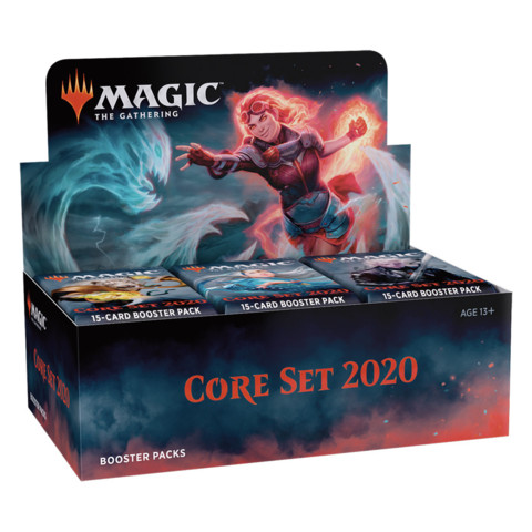 Core Set 2020 Booster Box - English