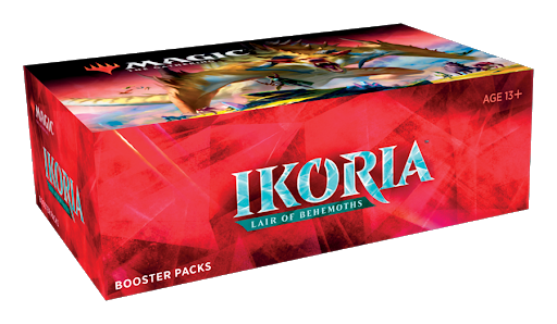 Ikoria: Lair of Behemoths Booster Box JAPANESE