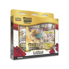 Dragon Majesty Pin Collection - Latias