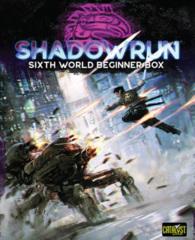 Shadowrun Beginner Box