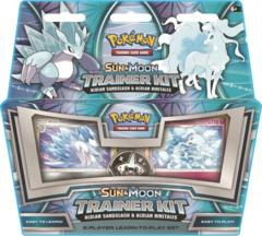 Pokemon - Sun & Moon Trainer Kit - Ålolan Sandslash & Alolan Ninetales