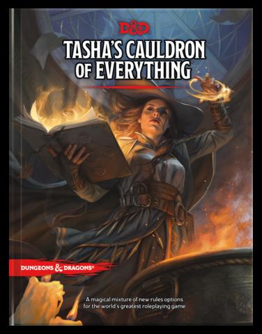 Tashas Cauldron of Everything (regular cover)