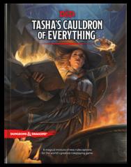 Tasha's Cauldron of Everything (regular cover)