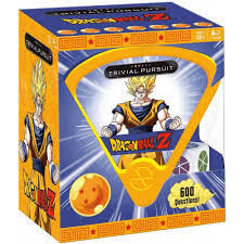Trivial Pursuit - Dragon Ball Z