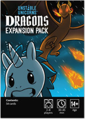 Unstable Unicorns: Dragons Expansion