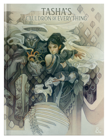 Tashas Cauldron of Everything (Limited Hobby Store Cover)