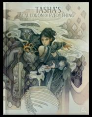 Tasha's Cauldron of Everything (Limited Hobby Store Cover)