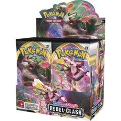 Rebel Clash Booster Box