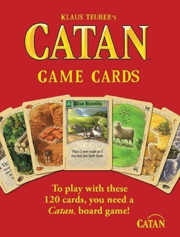 The Settlers of Catan: Base Game Cards