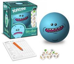 Yahtzee Rick & Morty Meeseeks Edition